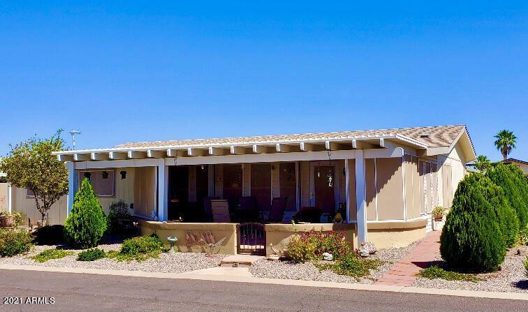 3700 S TOMAHAWK Road #43, Apache Junction, AZ 85119 - #: 6244337