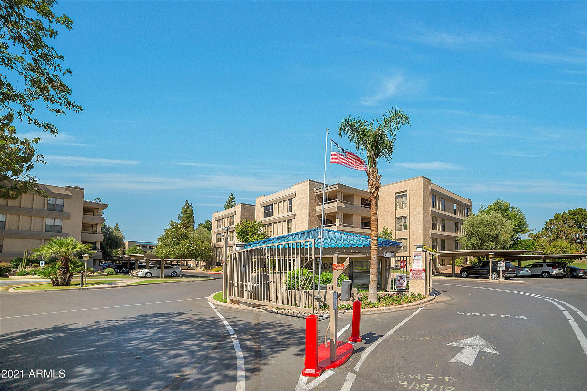 Photo of 5110 N 31st Way #346, Phoenix, AZ 85016 (MLS # 6267337)