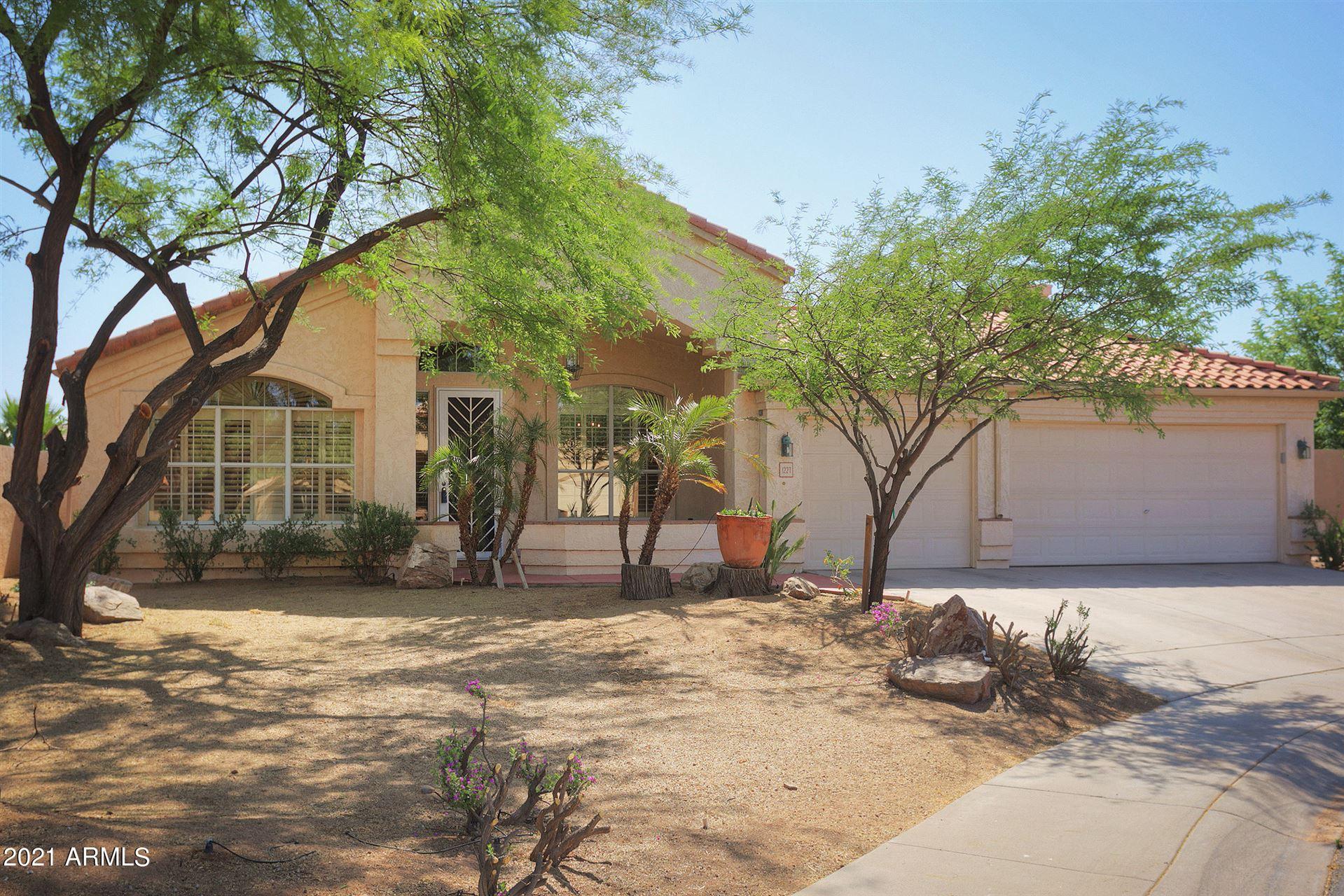Photo of 1227 S Longmore Court, Chandler, AZ 85248 (MLS # 6234339)