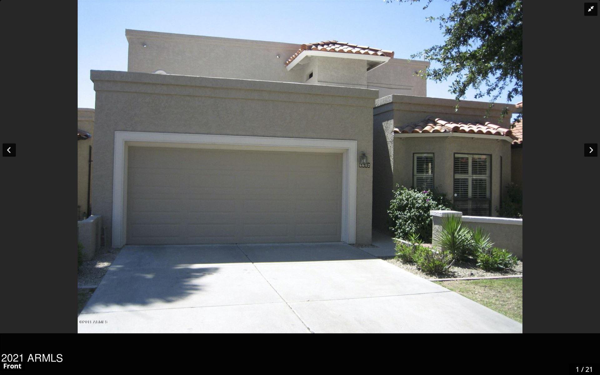 6602 N 79TH Place, Scottsdale, AZ 85250 - MLS#: 6284339