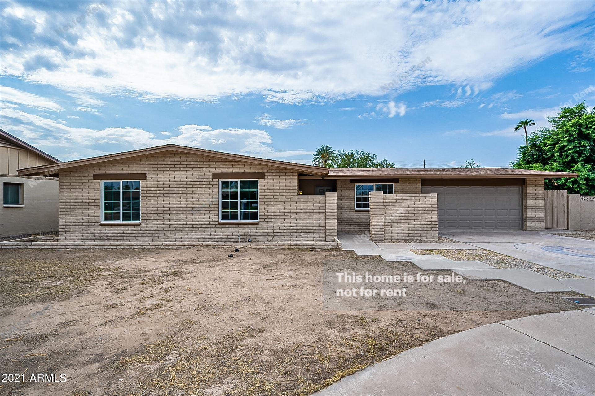 Photo of 4511 W HARMONT Drive, Glendale, AZ 85302 (MLS # 6296339)