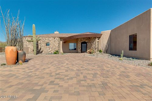 Photo of 41909 N FLEMING SPRINGS Road, Cave Creek, AZ 85331 (MLS # 6216340)