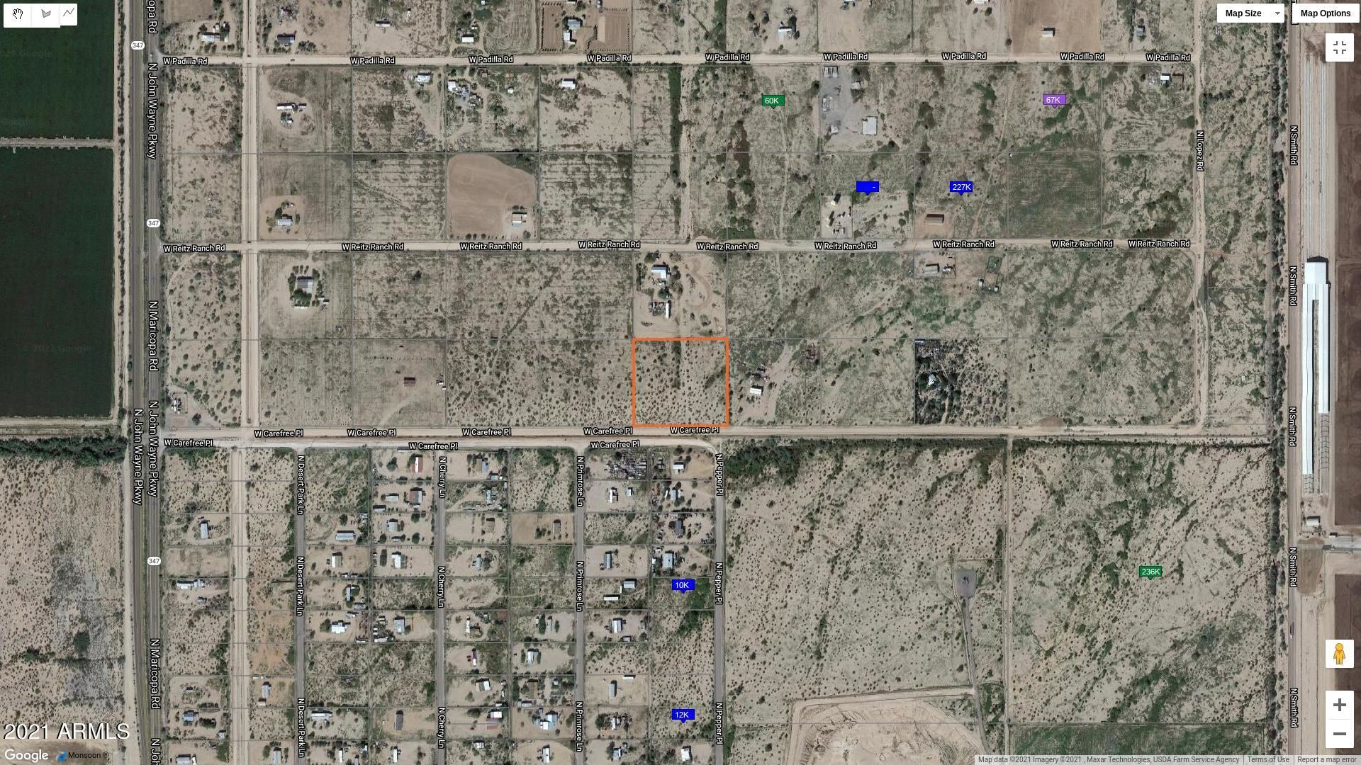 Photo for 44150 W Carefree Place, Maricopa, AZ 85139 (MLS # 6188340)