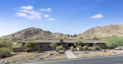 Photo of 4639 E FOOTHILL Drive, Paradise Valley, AZ 85253 (MLS # 6144341)