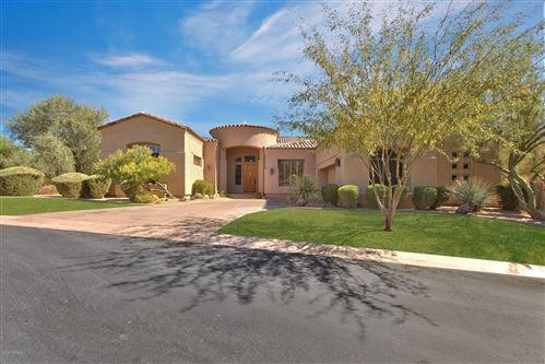 Photo of 9290 E THOMPSON PEAK Parkway #235, Scottsdale, AZ 85255 (MLS # 6148341)