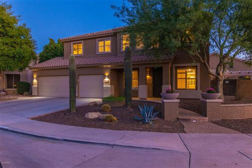 Photo of 26399 N 73RD Drive, Peoria, AZ 85383 (MLS # 6163341)
