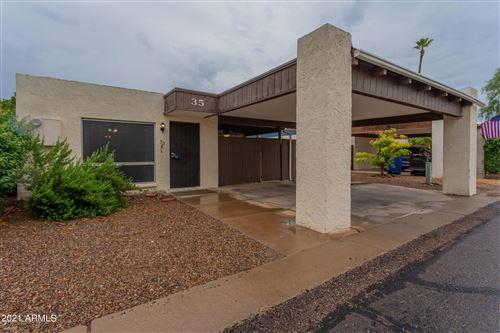 Photo of 1725 N DATE Street #35, Mesa, AZ 85201 (MLS # 6299341)