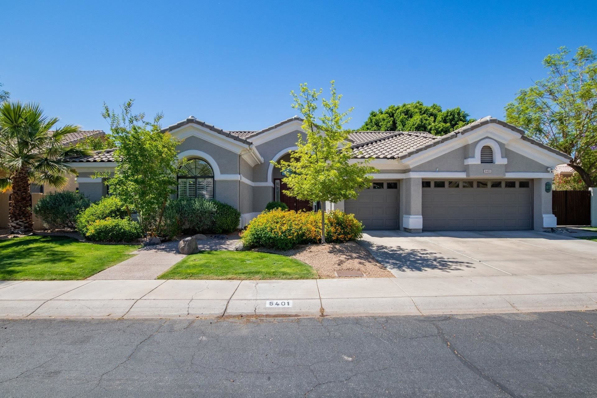 Photo of 5401 E ALAN Lane, Paradise Valley, AZ 85253 (MLS # 6229341)