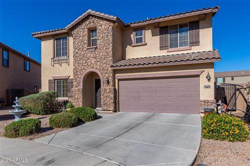 Photo of 21338 N DENTON Drive, Maricopa, AZ 85138 (MLS # 6231342)