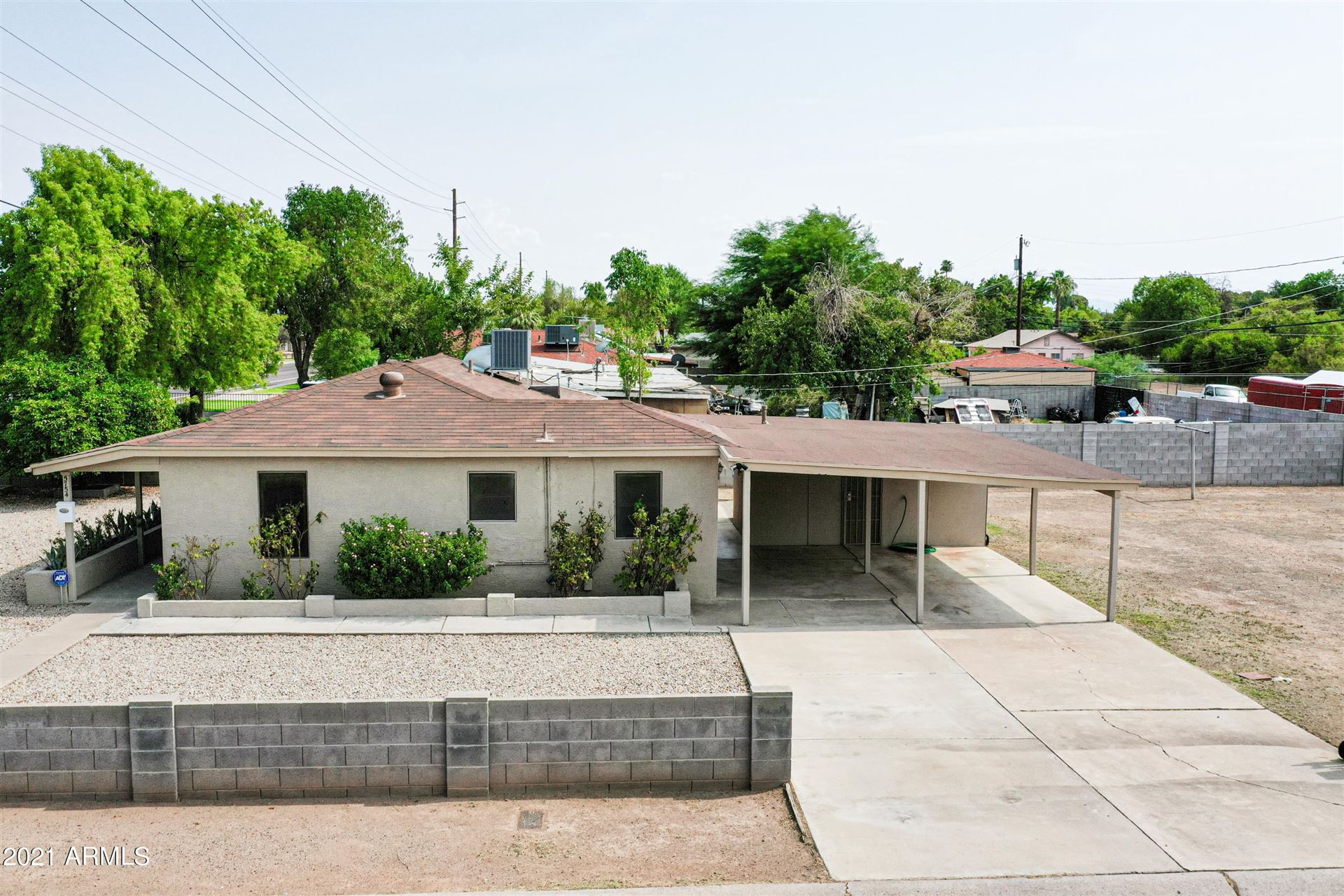 Photo of 5754 N 23RD Avenue, Phoenix, AZ 85015 (MLS # 6269342)