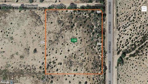 Photo of 0 W HAWKINS Road, Maricopa, AZ 85139 (MLS # 6207343)