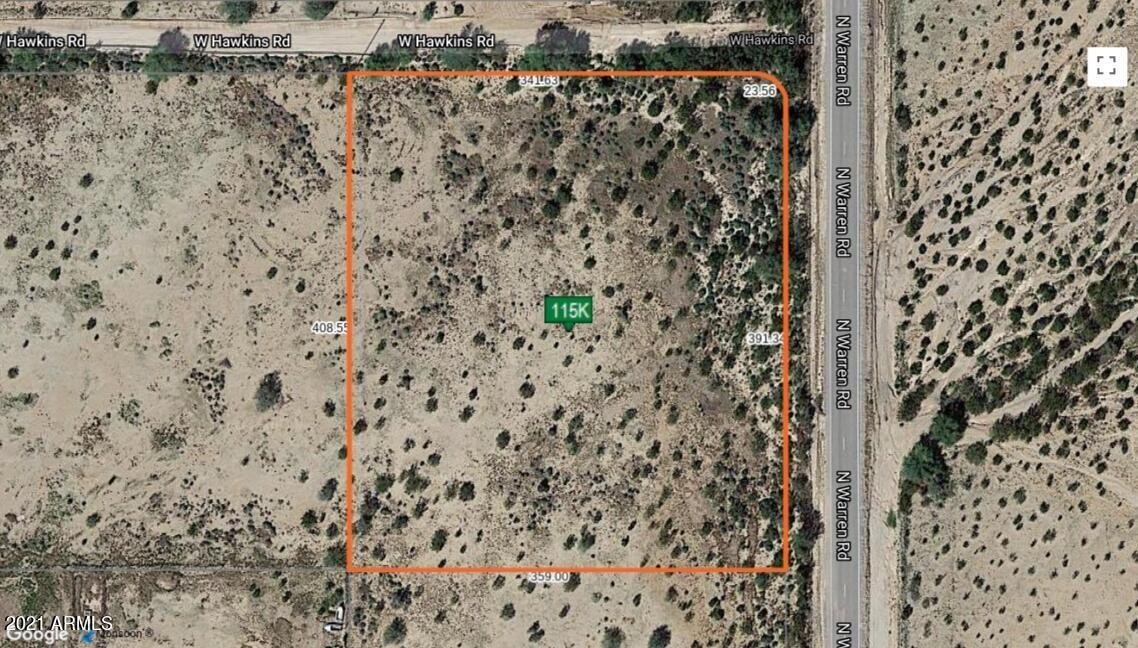 Photo for 0 W HAWKINS Road, Maricopa, AZ 85139 (MLS # 6207343)
