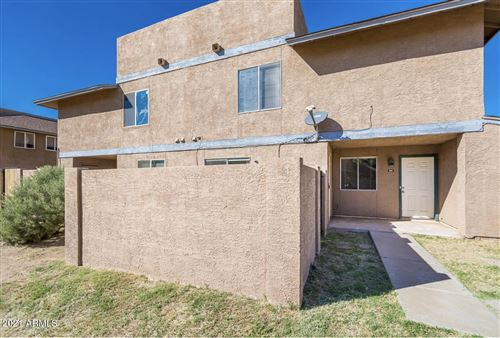 Photo of 6901 W MACKENZIE Drive #1285, Phoenix, AZ 85033 (MLS # 6311344)