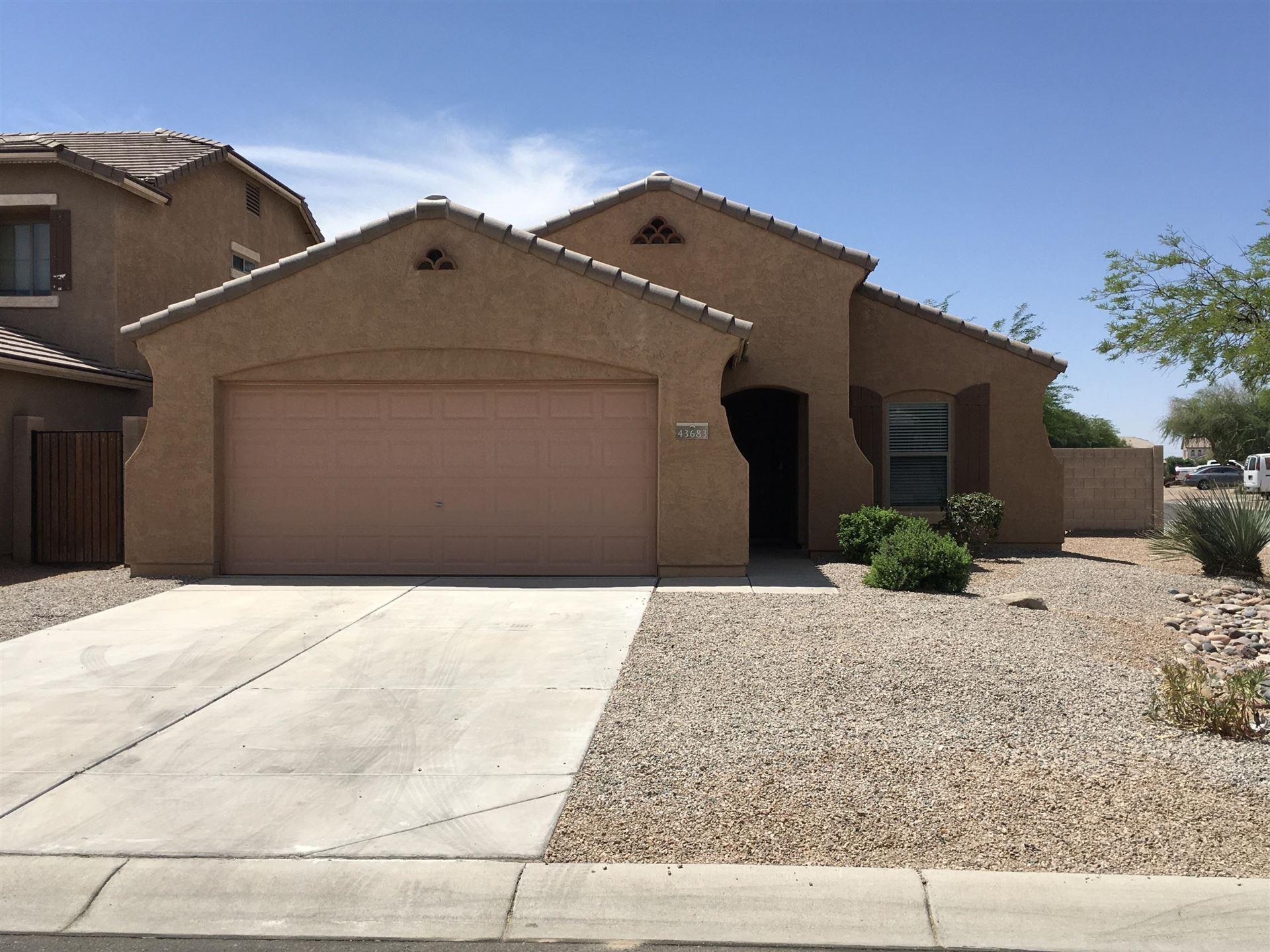 Photo for 43683 W ARIZONA Avenue, Maricopa, AZ 85138 (MLS # 6232344)