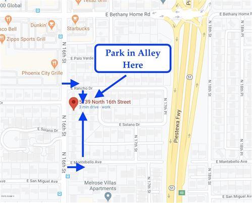 Tiny photo for 5739 N 16TH Street, Phoenix, AZ 85016 (MLS # 6012345)
