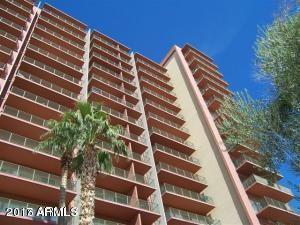 Photo of 4750 N CENTRAL Avenue #12A, Phoenix, AZ 85012 (MLS # 6082345)