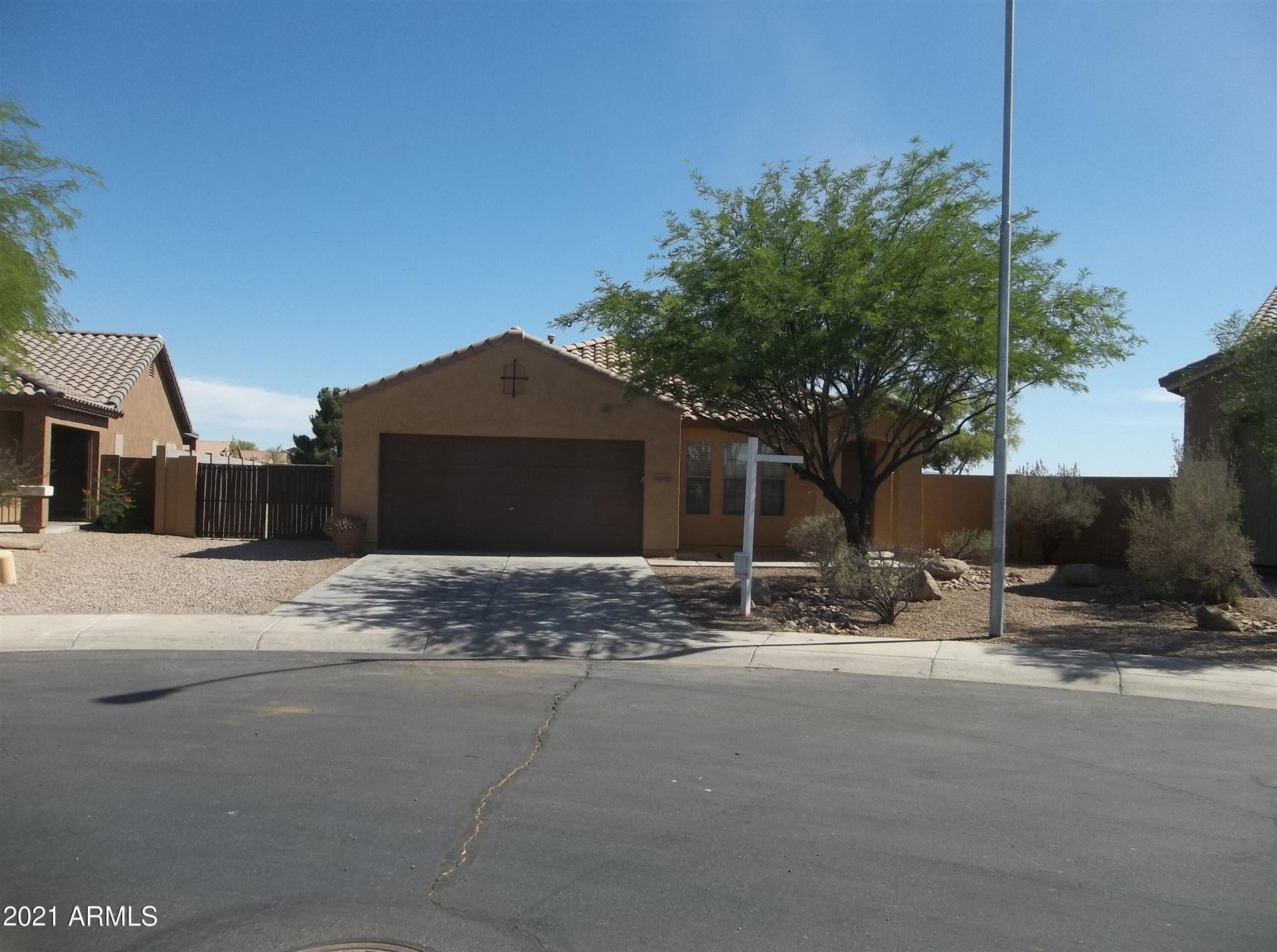 Photo for 46199 W BARBARA Lane, Maricopa, AZ 85139 (MLS # 6248345)