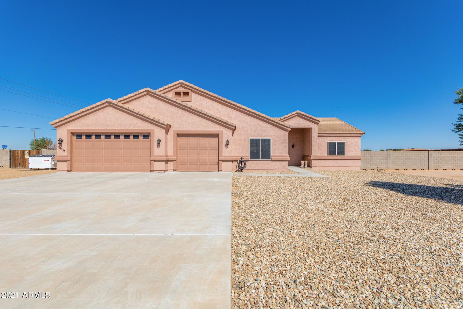 Photo of 20232 W MAZATZAL Drive, Wittmann, AZ 85361 (MLS # 6306346)
