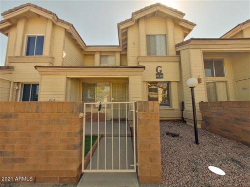 Photo of 2201 N COMANCHE Drive #1043, Chandler, AZ 85224 (MLS # 6308347)