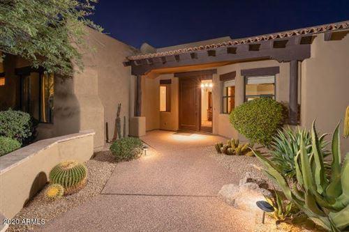 Photo of 11406 E WHISPERING WIND Drive, Scottsdale, AZ 85255 (MLS # 6148348)