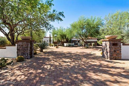 Photo of 8617 E LOS GATOS Drive, Scottsdale, AZ 85255 (MLS # 6293348)