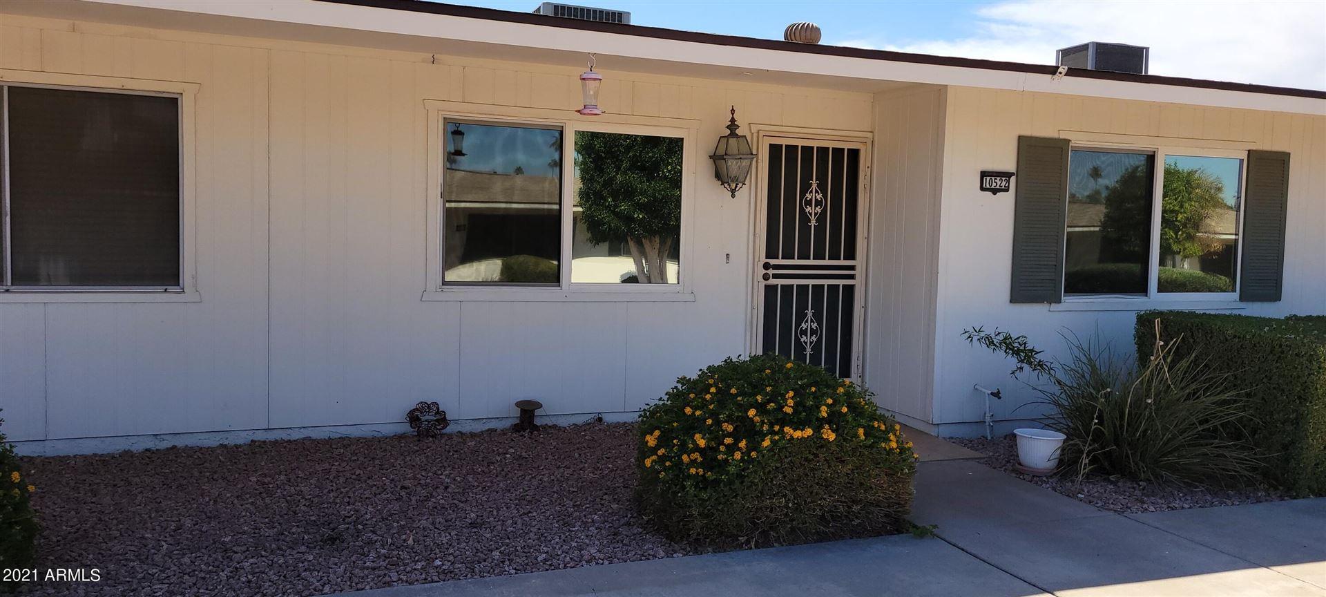 Photo of 10522 W COGGINS Drive, Sun City, AZ 85351 (MLS # 6249348)