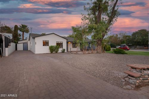 Photo of 1229 S WILSON Street, Tempe, AZ 85281 (MLS # 6268349)