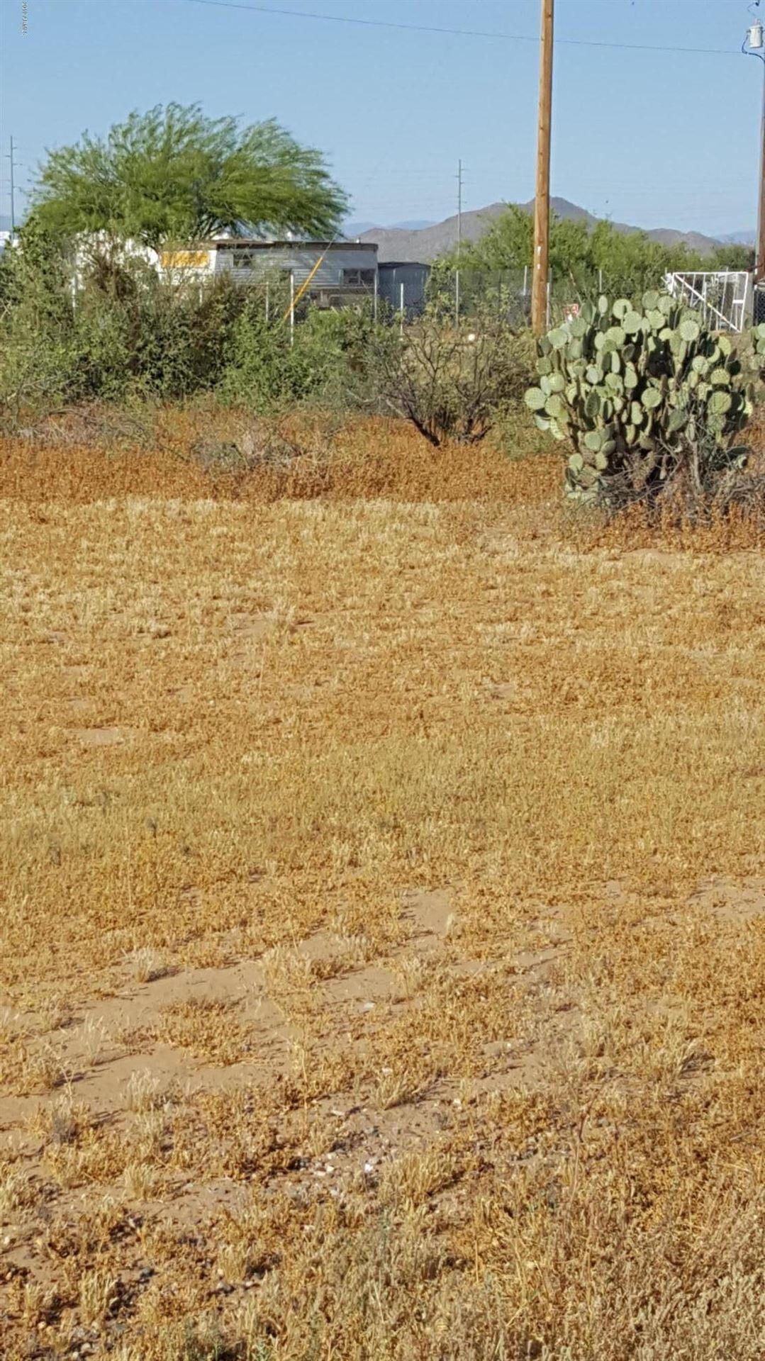 Photo of 00 W Ray Street, Aguila, AZ 85320 (MLS # 5956350)