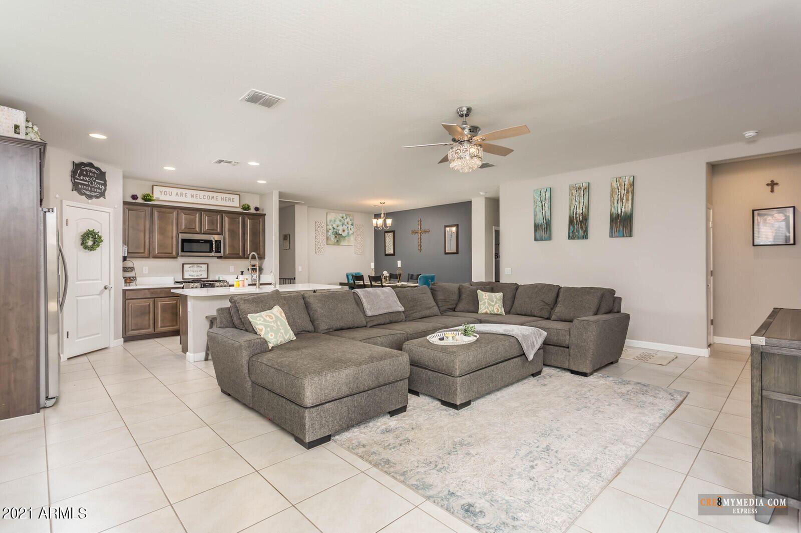 Photo for 40988 W JENNA Lane, Maricopa, AZ 85138 (MLS # 6247350)