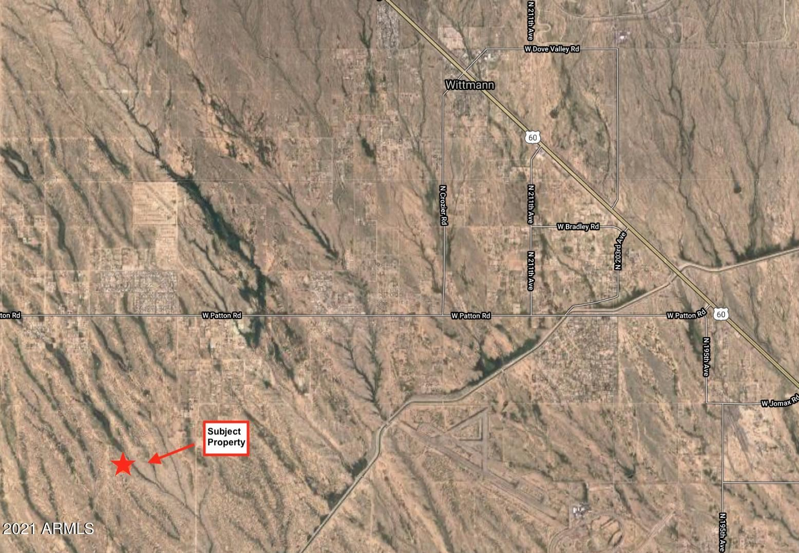 Photo of 0 W Frontier Drive, Wittmann, AZ 85361 (MLS # 6245351)