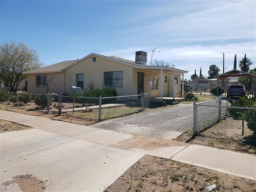 Photo of 931 E 20th Street, Douglas, AZ 85607 (MLS # 6043352)