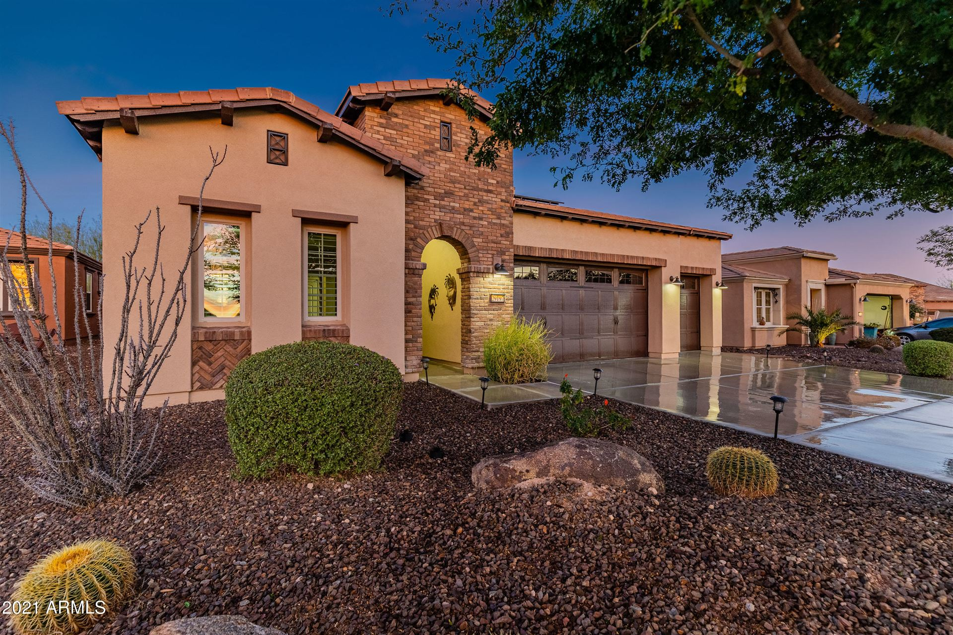 Photo of 29197 N 128TH Lane, Peoria, AZ 85383 (MLS # 6192352)
