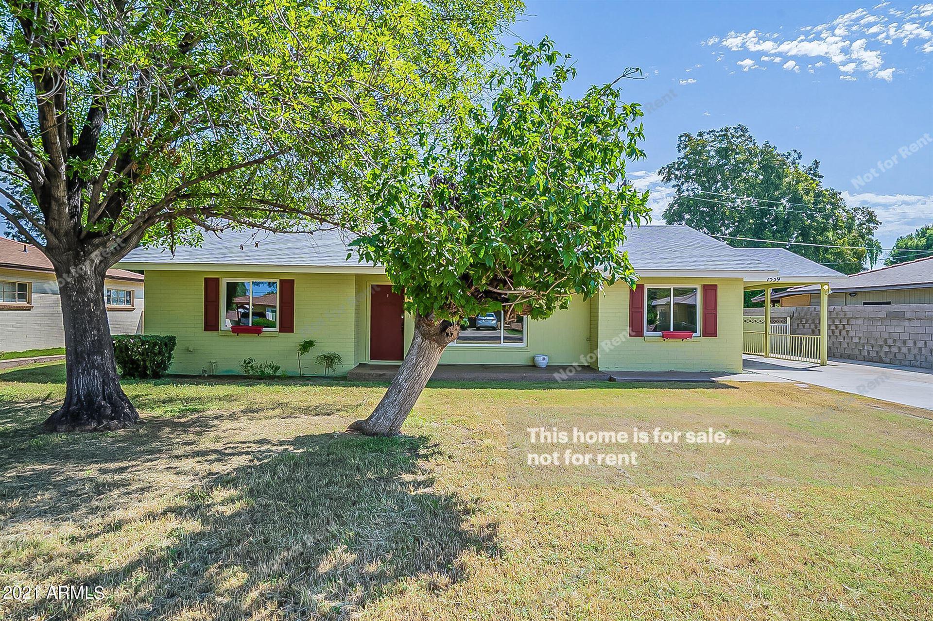 Photo of 7539 N 60TH Avenue, Glendale, AZ 85301 (MLS # 6296352)