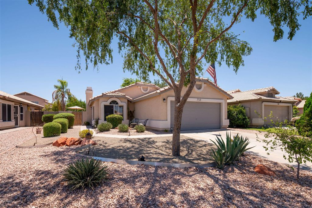 Photo for 735 W Orange Drive, Gilbert, AZ 85233 (MLS # 5951353)