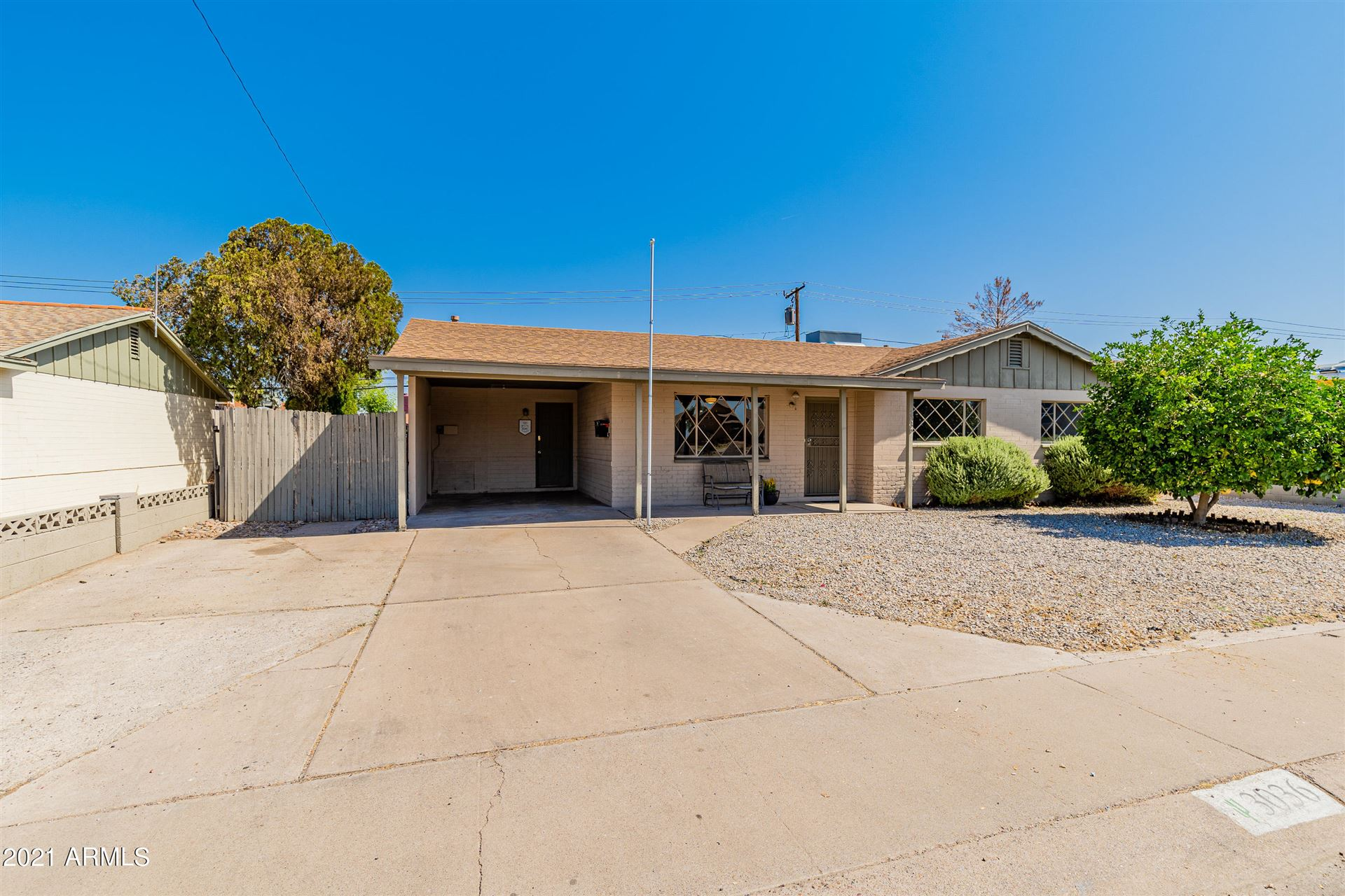 3036 W CACTUS Road, Phoenix, AZ 85029 - MLS#: 6236354