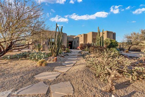 Photo of 41377 N OLD STAGE Road, Cave Creek, AZ 85331 (MLS # 6210355)