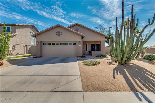 Photo of 3799 E THUNDERHEART Trail, Gilbert, AZ 85297 (MLS # 6151356)