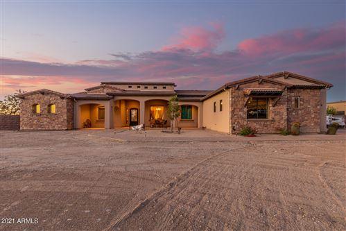 Photo of 6864 W Hombre Road, Queen Creek, AZ 85140 (MLS # 6308356)