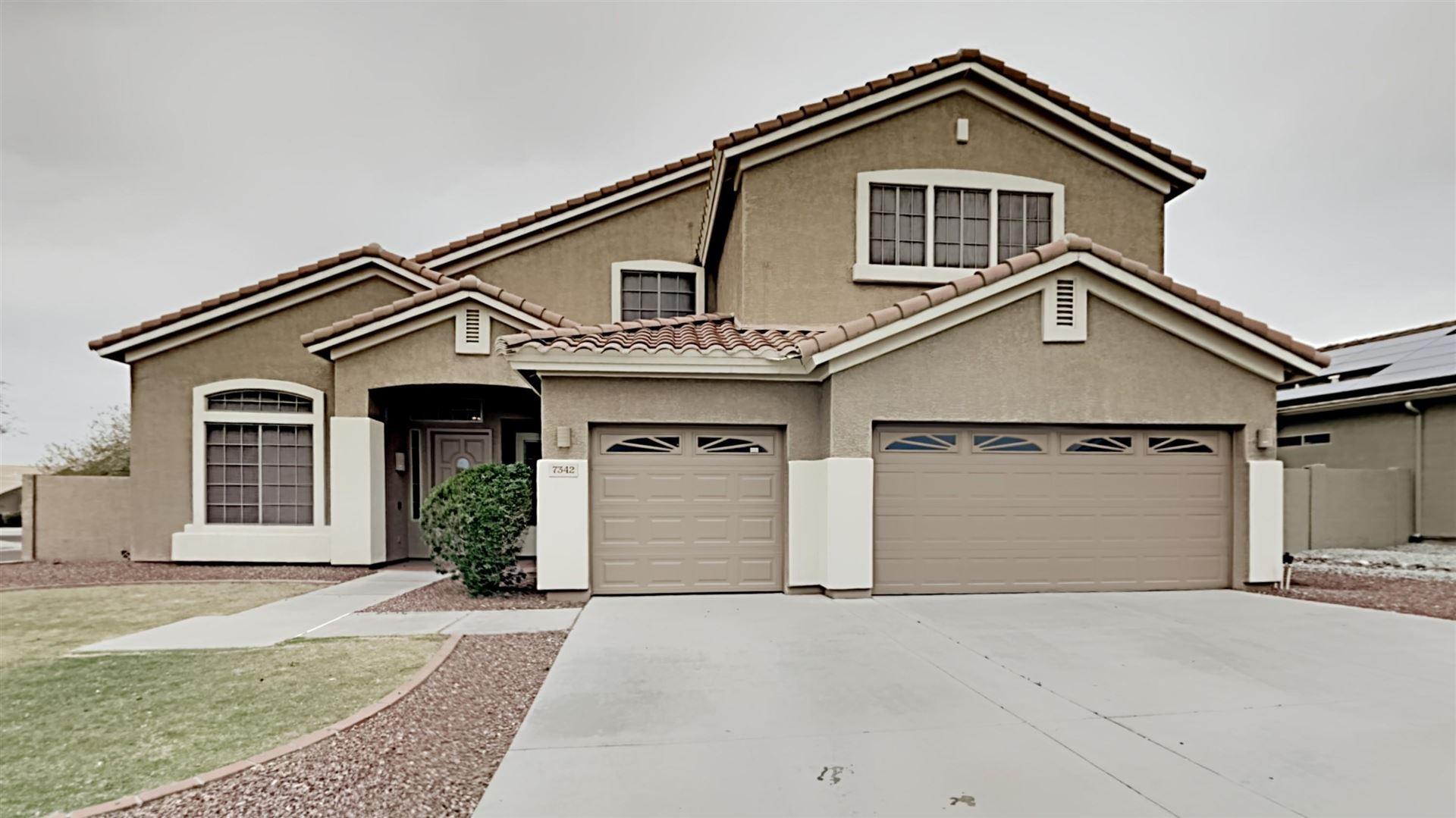 7342 W TETHER Trail, Peoria, AZ 85383 - #: 6213356