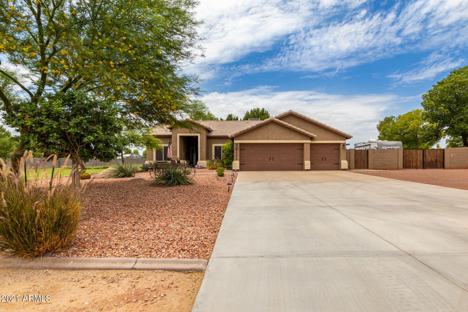 4098 S EMERALD Drive, Buckeye, AZ 85326 - MLS#: 6258356