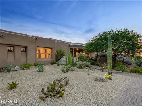 Photo of 11111 E HARRIS HAWK Trail, Scottsdale, AZ 85262 (MLS # 6264357)