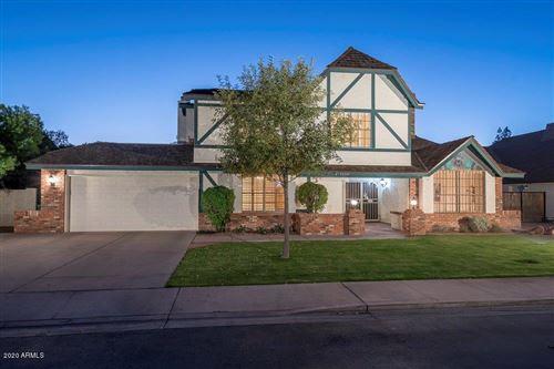 Photo of 2608 S SANTA BARBARA --, Mesa, AZ 85202 (MLS # 6166358)