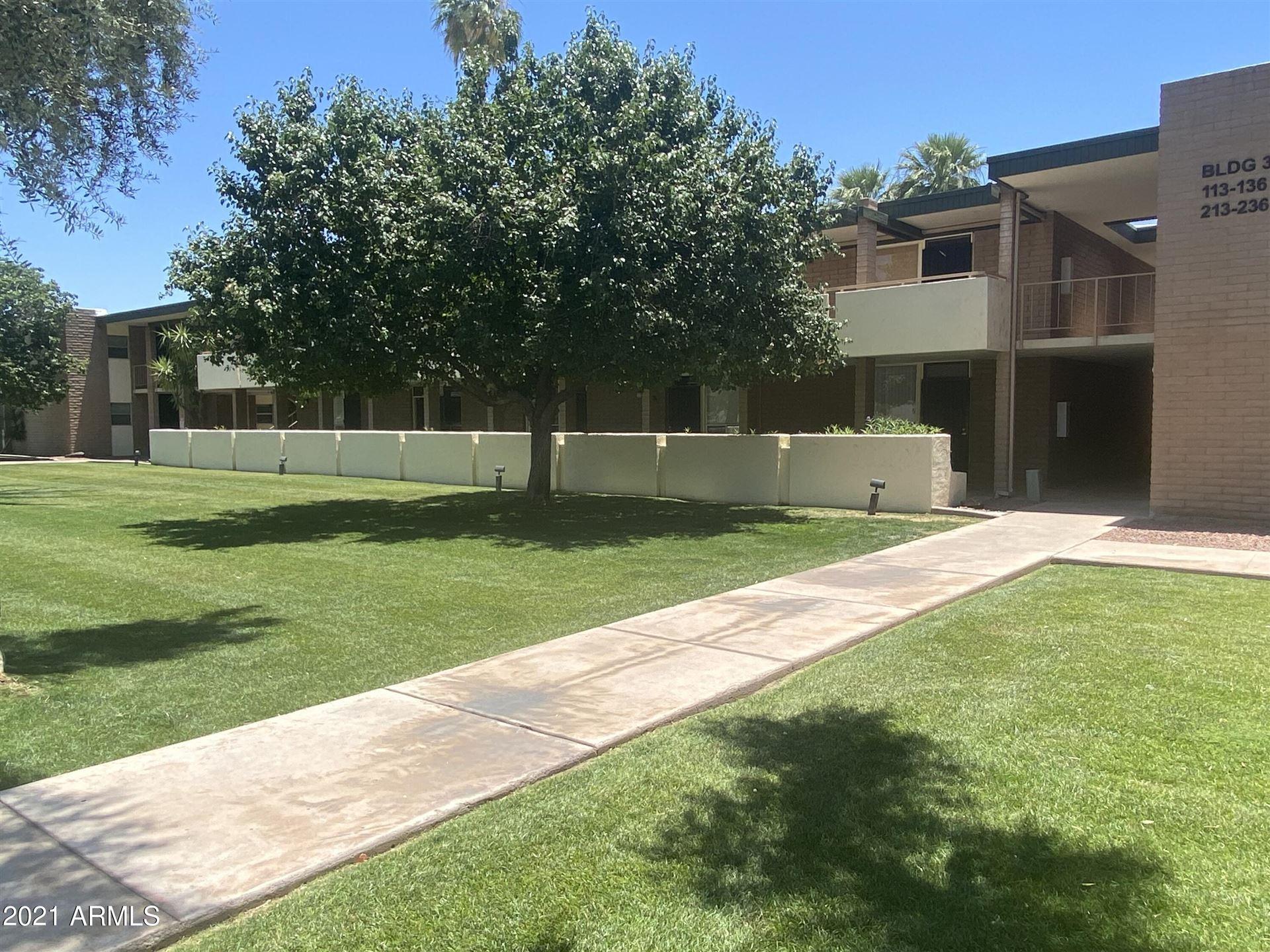 3737 E TURNEY Avenue #136, Phoenix, AZ 85018 - MLS#: 6246358