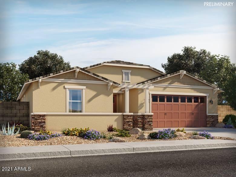 Photo for 40701 W WILLIAMS Way, Maricopa, AZ 85138 (MLS # 6299359)