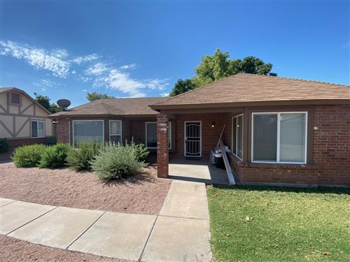 Photo of 1055 N RECKER Road #1222, Mesa, AZ 85205 (MLS # 6111360)