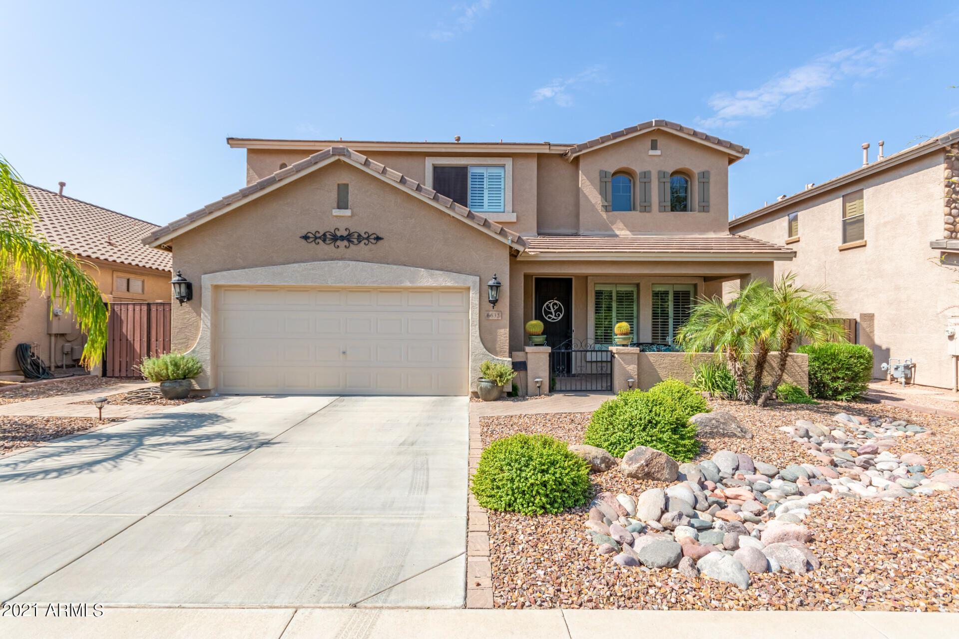 Photo of 6632 S CARTIER Drive, Gilbert, AZ 85298 (MLS # 6296360)
