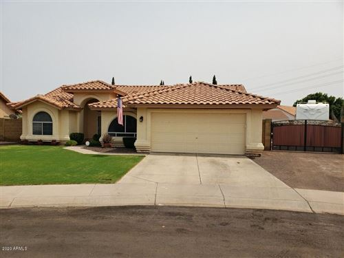 Photo of 14867 N 66TH Drive, Glendale, AZ 85306 (MLS # 6115361)