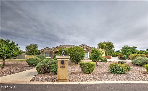 Photo of 21405 E PUMMELOS Road, Queen Creek, AZ 85142 (MLS # 6227361)