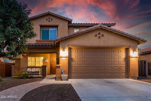 Photo of 1088 W EMPRESS TREE Avenue, Queen Creek, AZ 85140 (MLS # 6271361)