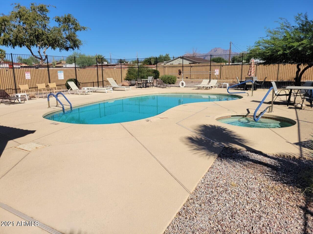 Photo of 537 S Delaware Drive #210, Apache Junction, AZ 85120 (MLS # 6307361)